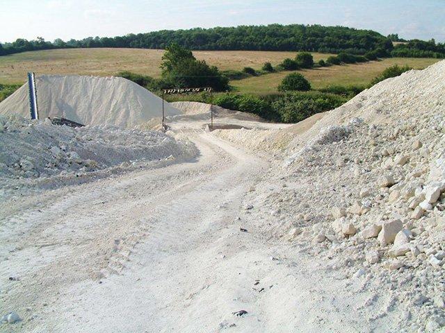 Bedwell Park quarry.