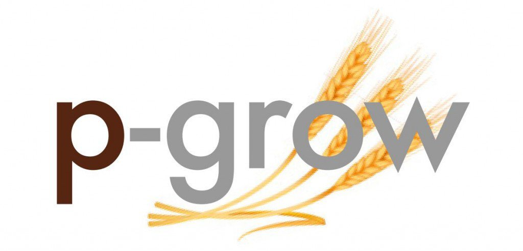 P-grow sustainable fertiliser.