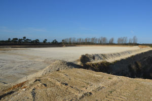 Barton Mills Quarry.