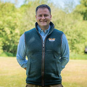 Nick Chichester-Miles. Agricultrual Lime & Fertiliser Sales Beds/Herts.